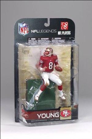Figura Steve Young 49ers De San Francisco
