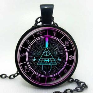 Gravity Falls Collar Envio Gratis Dhl Dije Bill Cipher Diari