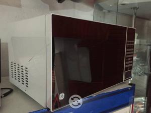 Horno de microondas tipo espejo