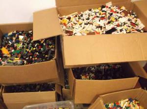 Lego A Granel 1 Kilo De Pieza Segundamano