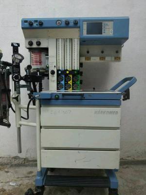 Maquinas de anestecia