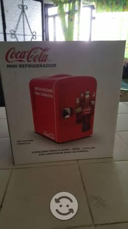Mini frigobar cocacola