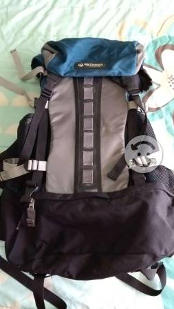 Mochila para camping