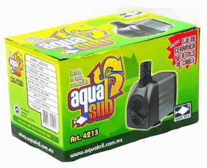 Oferta Bomba De Agua Con Envio Aquasub  Lt 2 Mts