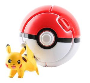 Pokebola Pokeball + Pikachu Pokemon Go Automatica Envio Gra