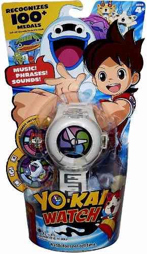Reloj Electronico Yo-kai Watch Hasbro Original