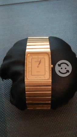 Reloj Omega de oro 14 k