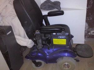 Silla de ruedas electrica joystick baterias nuevas posot class - Silla de ruedas electrica usada ...