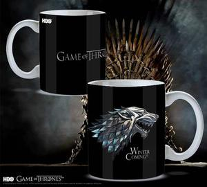 Taza Game Of Thrones Stark Winter Is Coming Persononalizada