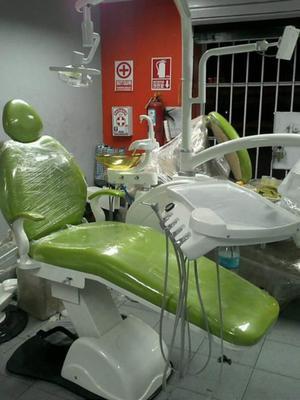 Unidad dental semielectrica