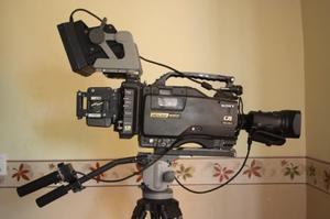 Videocamara Profesional Sony Hd