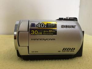 Videocámara Sony Handycam Dcr -sr42 Hdd 30 Gb
