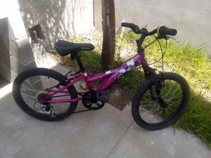 Bonita Bicicleta para pasear Rodada 20