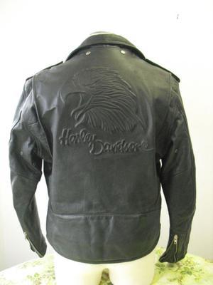 Chamarra Harley Davidson Nueva
