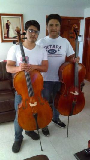 Clases de Violoncello a Domicilio y SKYPE