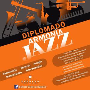 Diplomado Armonía, Composición y Arreglo Jazz