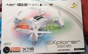 Dron, Marca Explorer, Excelente Oportunidad !!!!!