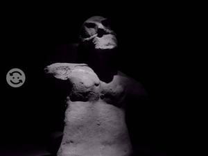 Escultura de griego