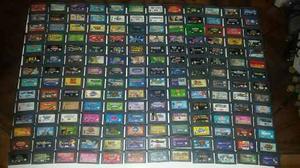 Juegos De Gameboy Clássic Color Y Advance Precios Variados