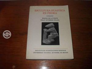 Libro Escultura Huasteca En Piedra - Beatriz F