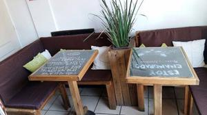 Mobiliario Para Ensaladas, O Cafeteria, Muebles, Traspaso