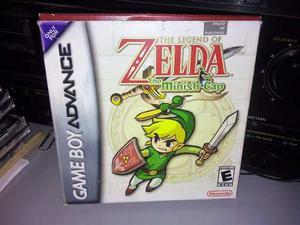 Oferta The Legend Of Zelda Minish Cap