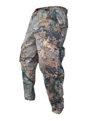 Pantalon Tactico Militar Camuflaje Caceria Profesional Caza