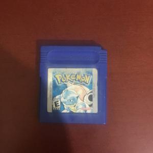 Pokemon Blue(Guarda Avances) + Envio Gratis