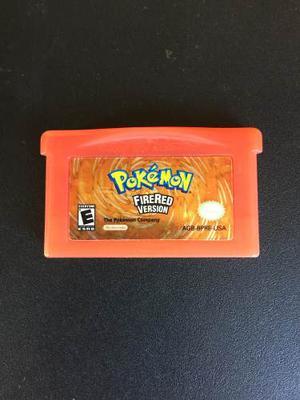 Pokemon Firered Version + Envio Gratis
