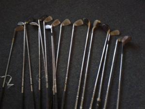 Set De 16 Palos De Golf Y Practice Putter