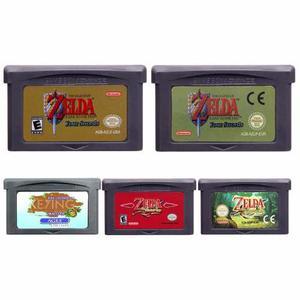 Zelda Minish Cap Four Swords, Zelda Legend Of The Oracle
