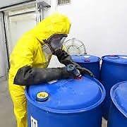 manejo de sustancias químicas peligrosas