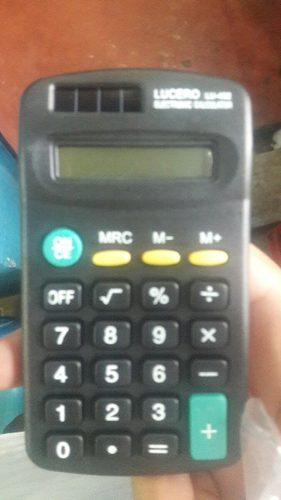 10 Piezas De Calculadora Basica De Bolsillo