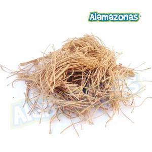 2 Bolsas Yute Material Para Nido De Canarios Alamazonas 500g