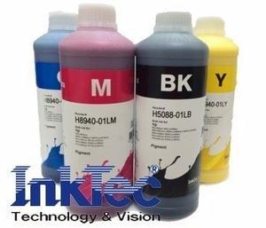2 Litros De Tinta Hp Pigmentada Con Envio