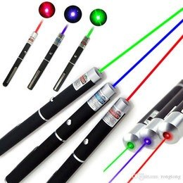 Apuntador Laser (rojo, Azul/morado Y Verde) Alta Calidad