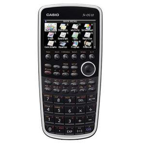 Calculadora Casio Fx-cg10 Prizm A Color Gráfica