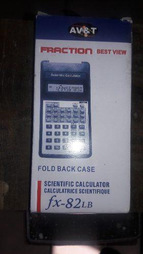 Calculadora Electronica Cientifica Lote De 10 Reacondicionar