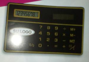 Calculadora Solar De Bolsillo