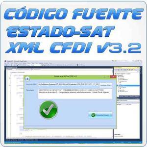 Código Fuente C# Consulta El Estado Del Cfdi Xml En El Sat