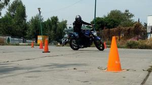 Curso de Manejo Táctico Defensivo en Motocicleta