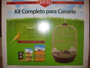 Jaula Para Canario O Aves Pequeñas