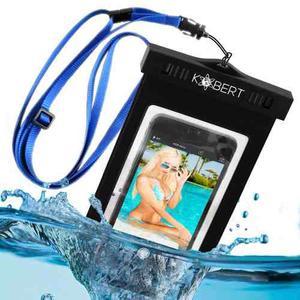 Kobert Funda Impermeable (deluxe) - La Bolsa Adapta A Iphone