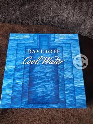 Loción Davidoff Cool Water para hombre