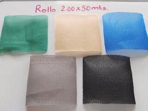 MALLA SOMBRA LIGHT COLORS ROLLO DE  M2