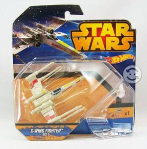 Nave Hot Wheels X Wing Fighter (Red 5) (Star Wars)