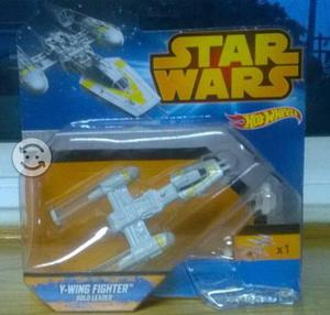 Nave Hot Wheels Y Wing Fighter (Star Wars)