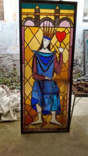 Preciosos vitrales emplomados en venta