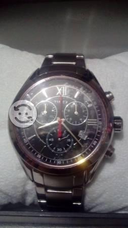 Reloj TIMEX, nuevo, cronos, original, acero inox