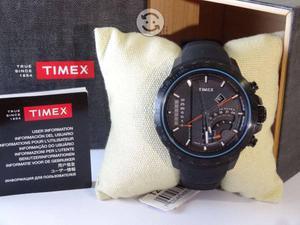 Reloj timex nuevo y original crongorafo lineal,imp